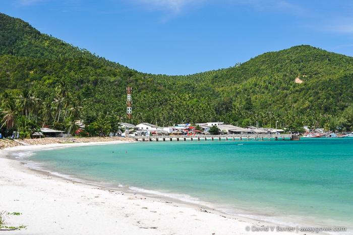 Ao Chaloklum Beach - Qué Ver y Hacer en Koh Phangan