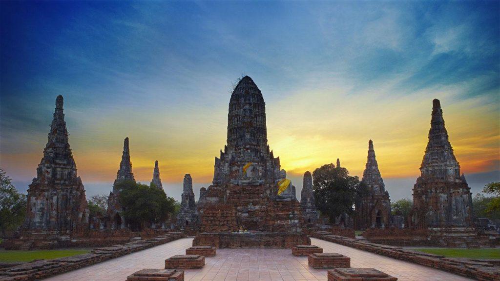 Ayutthaya - Patrimonio de la Humanidad por la Unesco desde el año 1991