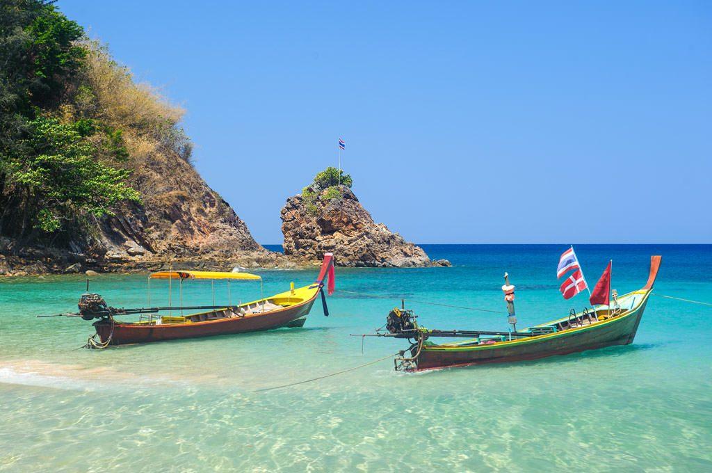 Banana Beach - Qué ver y hacer en Phuket