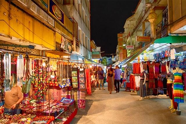 Bazar Nocturno Chiang Rai - Qué Ver y Hacer en Chiang Rai