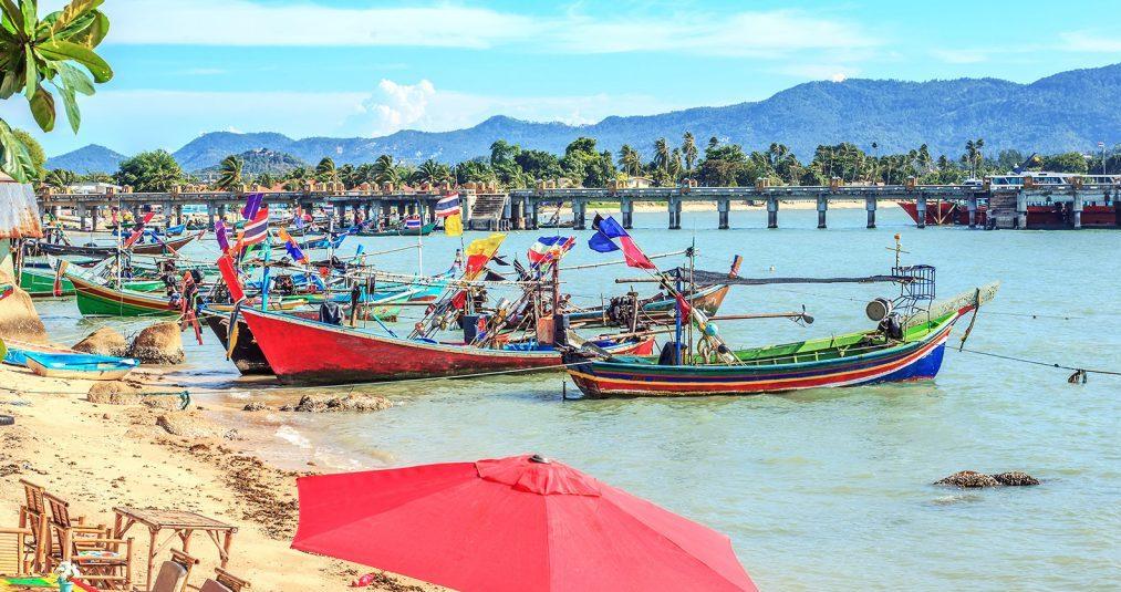 Big Buddha Beach - Qué ver y hacer en Koh Samui