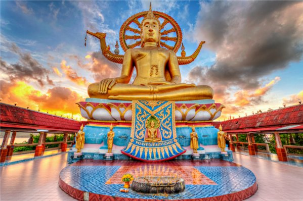 Big Buddha - Qué ver y hacer en Koh Samui