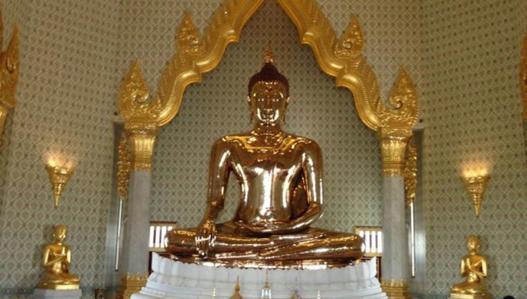 Templo del Buda de Oro - Wat Traimit - Bangkok