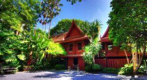 Casa Museo de Jim Thompson de Bangkok