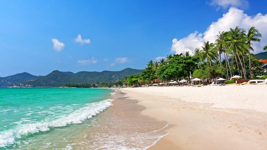 Chaweng Beach - Qué ver y hacer en Koh Samui