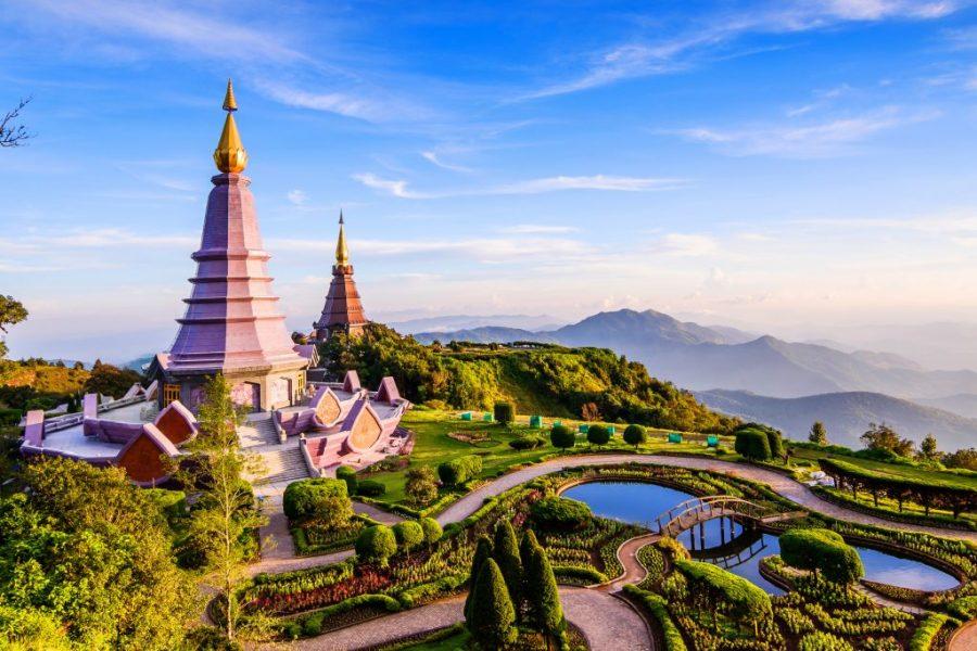 Doi Inthanon - Parque Nacional de Chiang Mai