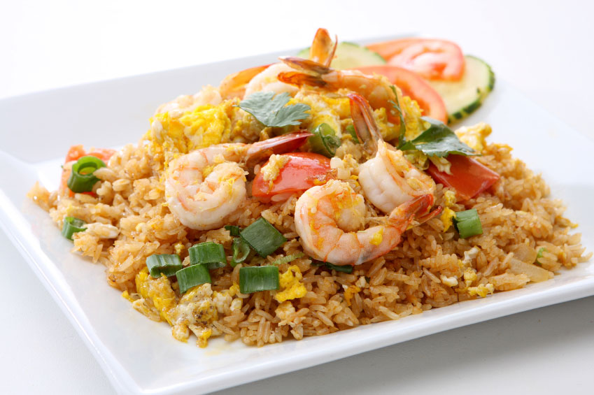 Fried Rice - Comida Tailandesa