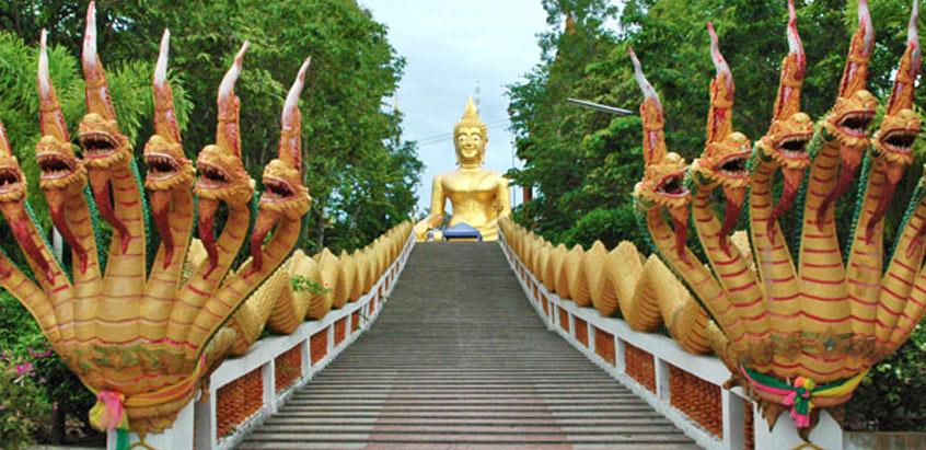 Gran Buda - Watt Phra Khao Yai - Qué Ver y Hacer en Pattaya