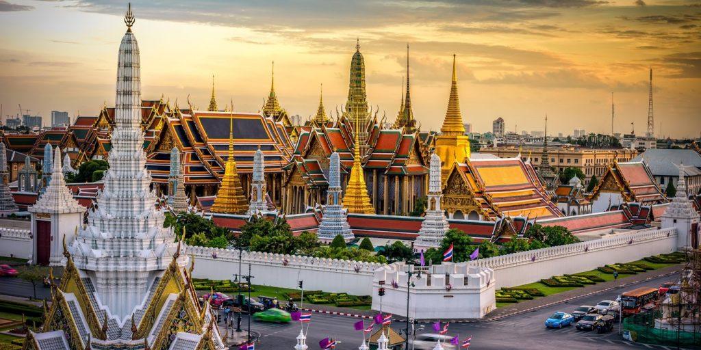 Qué ver en Bangkok: Gran Palacio de Bangkok