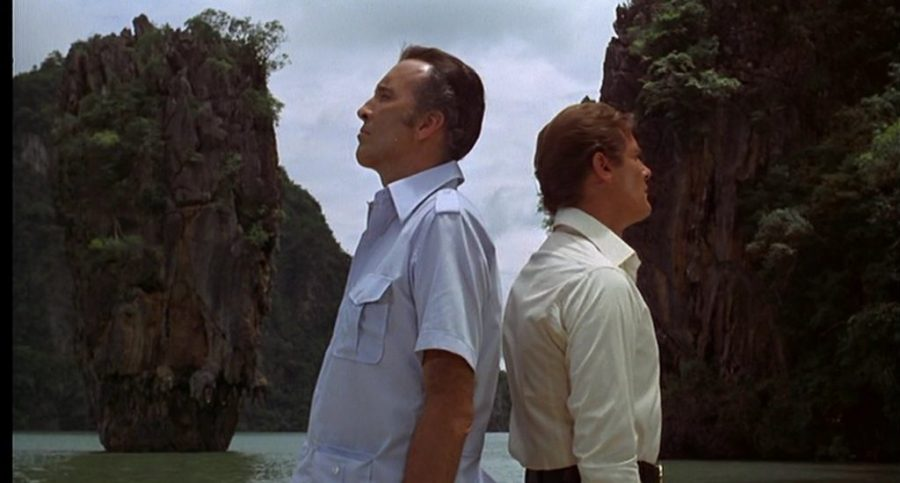 Isla de James Bond - Película - Tailandia