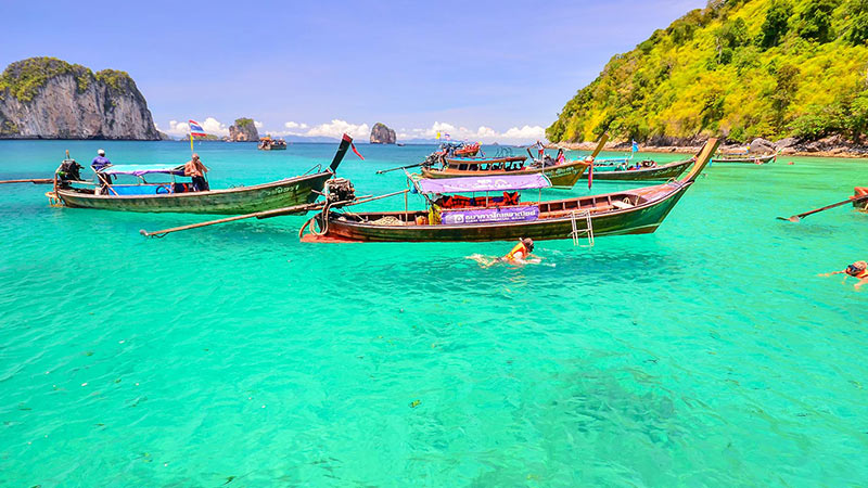 Crucero a Islas Phi Phi