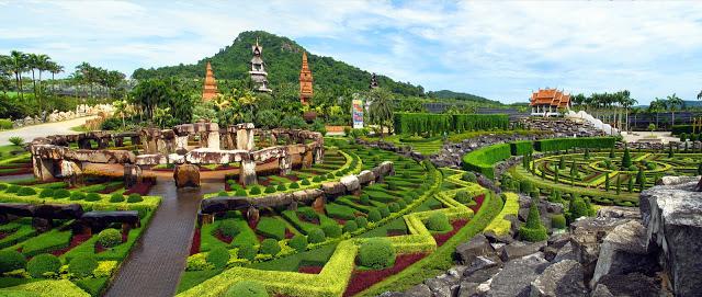 Jardín Botánico Tropical de Nong Nooch - Qué Ver y Hacer en Pattaya