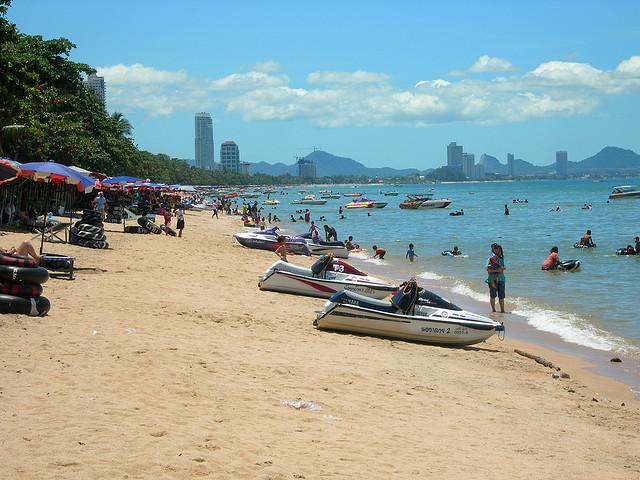 Jomtien Beach - Qué Ver y Hacer en Pattaya
