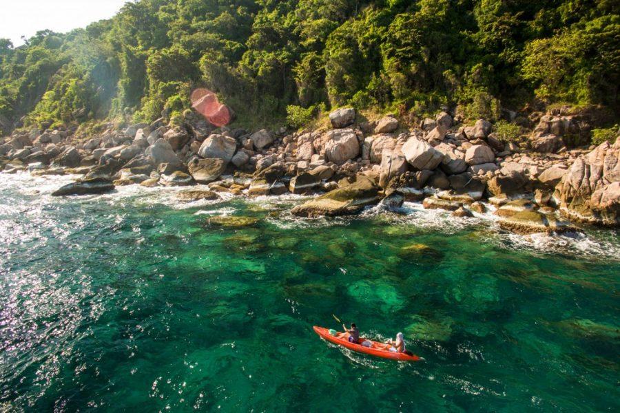 Qué Ver y Hacer en Koh Phi Phi - Kayak