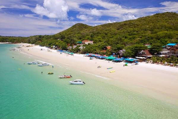 Koh Larn Beach - Qué Ver y Hacer en Pattaya