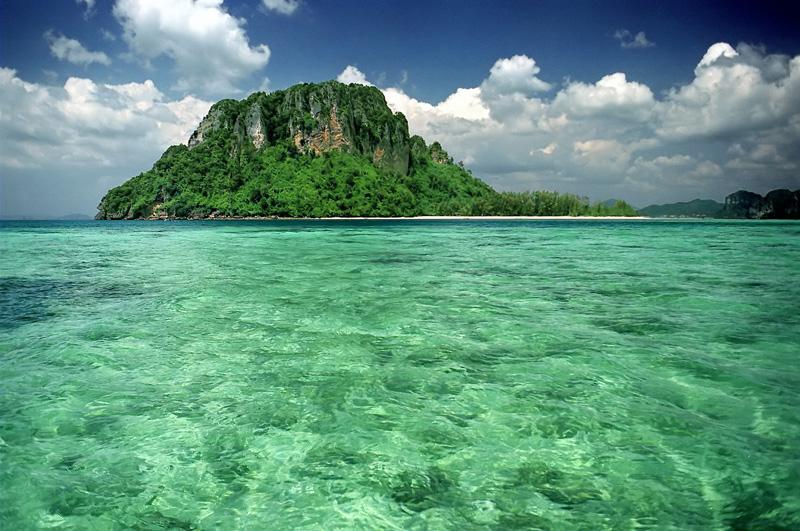 Excursión de las 4 islas - Krabi