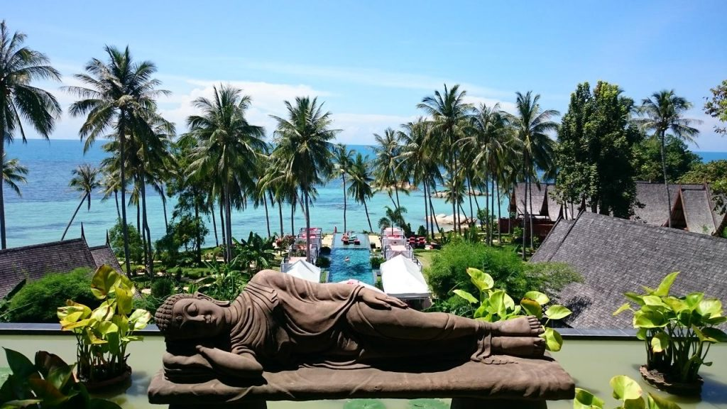 Kupu Kupu Phangan Beach Villas