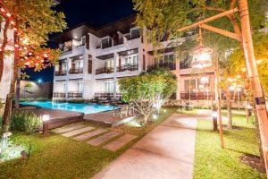 Mejor zona para alojarse en Chiang Rai