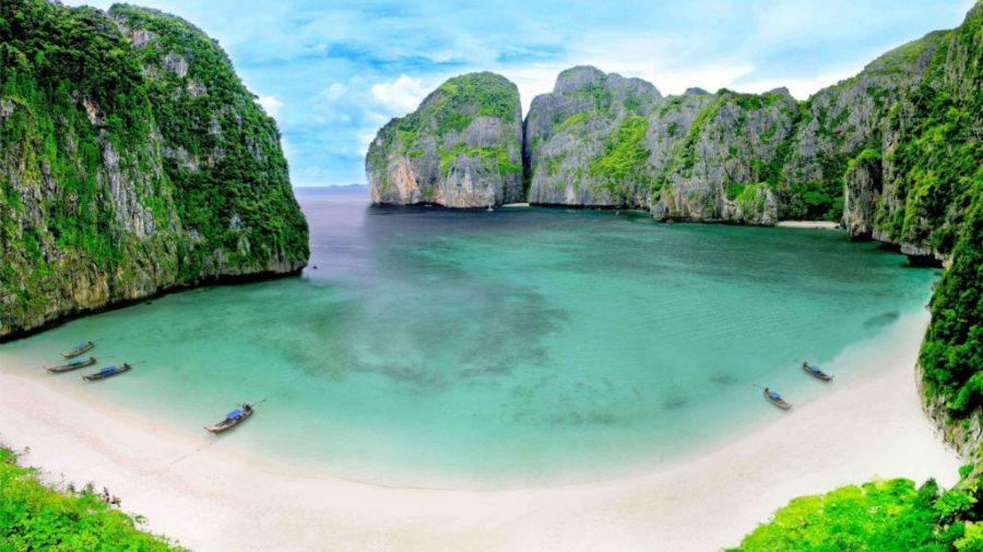Maya Bay - Koh Phi Phi Leh