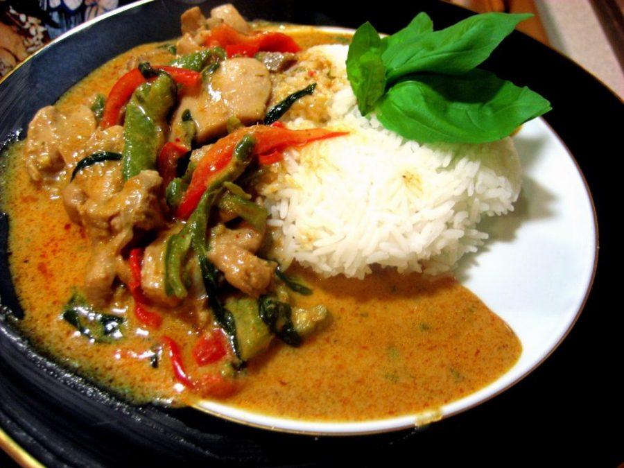 Panang - Comida Tailandesa