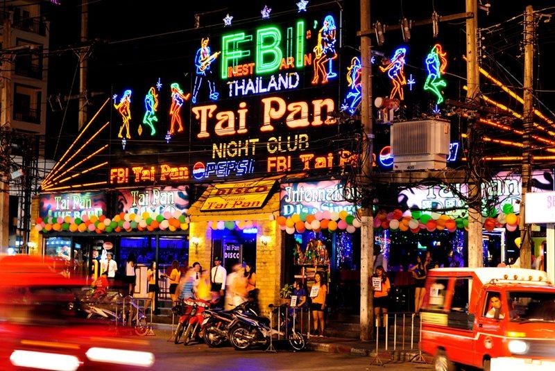 Patong Walking Street - Qué ver y hacer en Patog