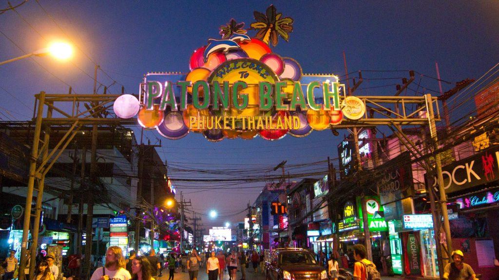 Patong Walking Street - Qué ver y hacer en Patong