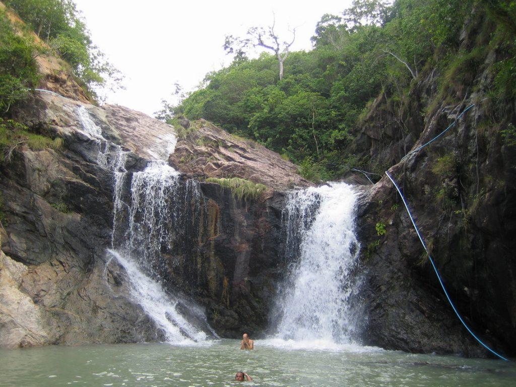 Phangan Waterfall - Qué Ver y Hacer en Koh Phangan