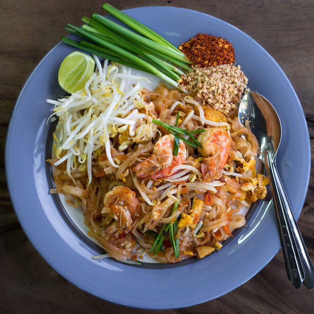 Pad Thai - Comida Tailandesa