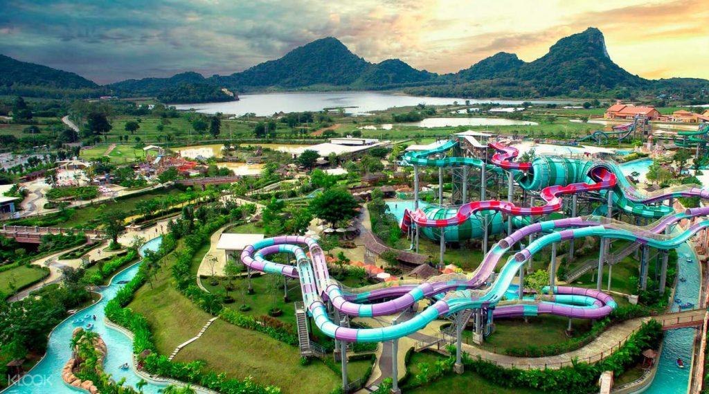 Ramayana Water Park - Qué Ver y Hacer en Pattaya