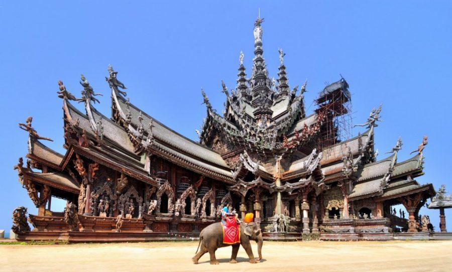 Santuario de la verdad - Qué Ver y Hacer en Pattaya