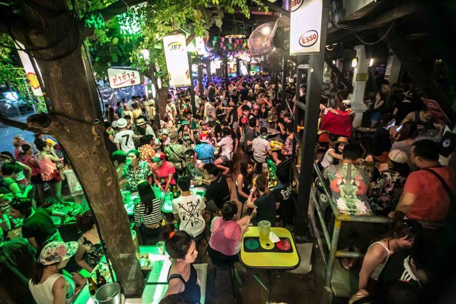 Dónde Salir de Fiesta en Chiang Mai