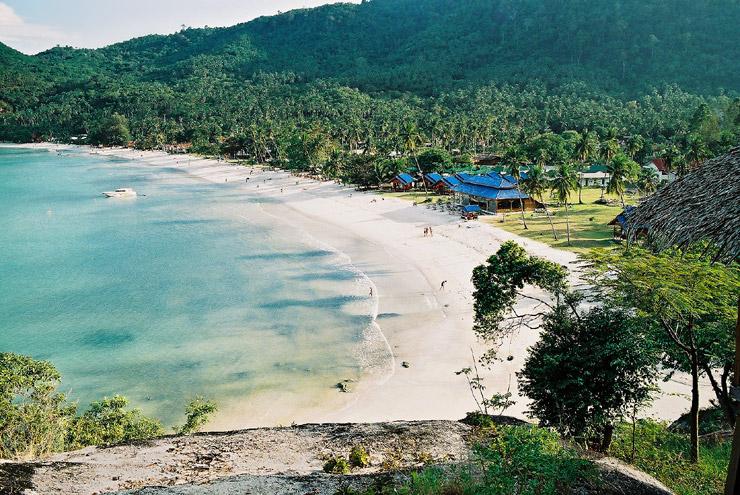 Thong Sala Beach - Qué Ver y Hacer en Koh Phangan