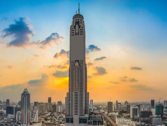 Torre Baiyoke Bangkok