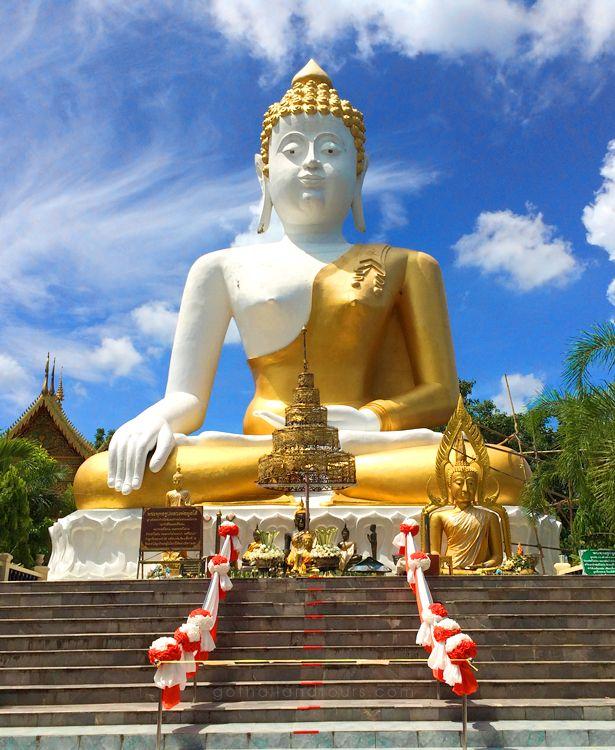 Templo Wat Phra That Doi Kham