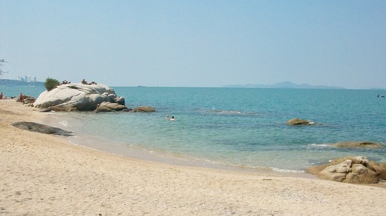 Wong Amat Beach - Qué Ver y Hacer en Pattaya