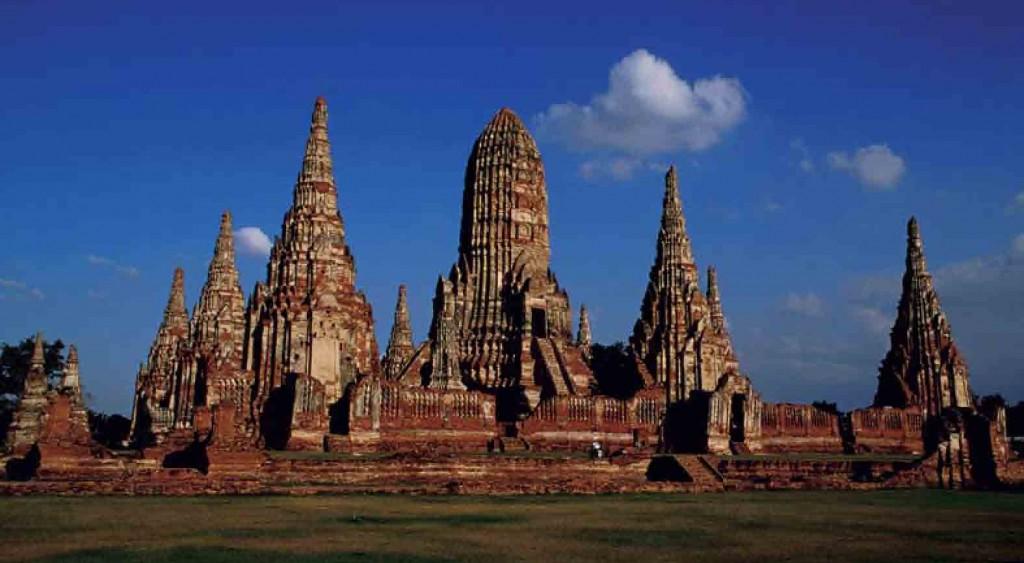 Excursión en español a Ayutthaya con crucero por el río