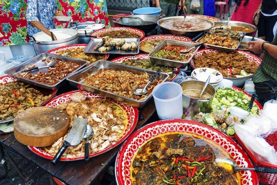 Comida Callejera - Tailandia