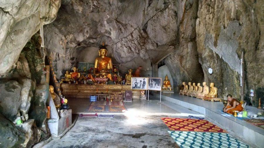 Cueva Tham Phra - Chiang Rai