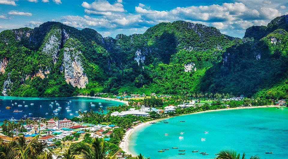 Excursión a Koh Phi Phi desde Krabi