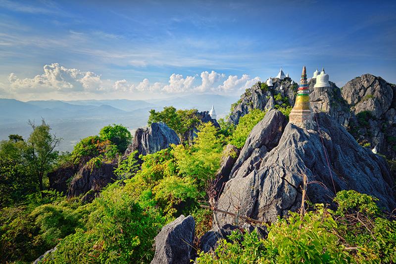 Lampang - Norte de Tailandia