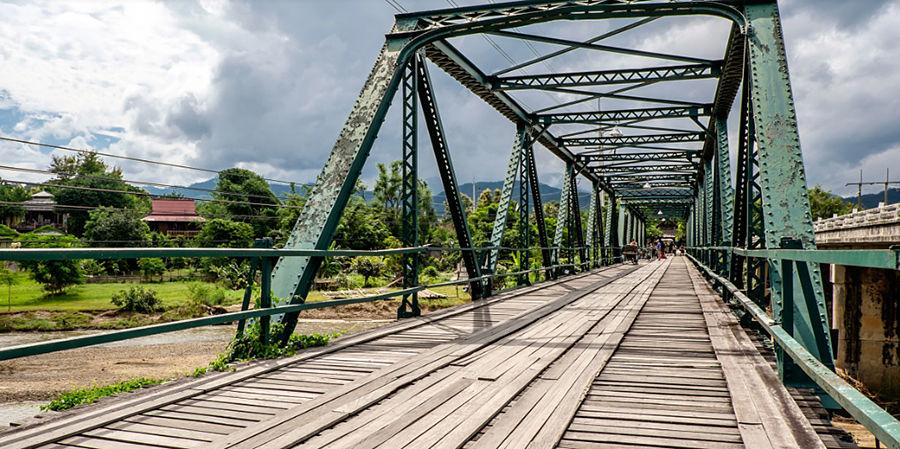 Memorial Bridge - Qué ver y Haer en Pai - Tailandia