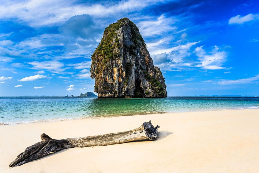 Playas de Krabi - Tailandia