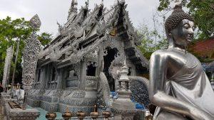 Templo Wat Sri Suphan - El Templo de Plata de Chiang Mai