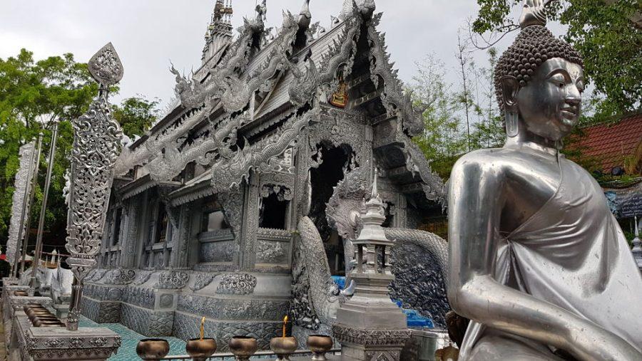 Templo Sri Suphan - El Templo de Plata de Chiang Mai