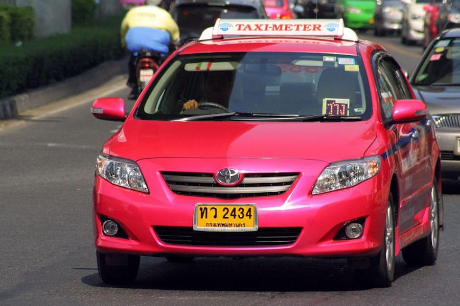 Taxi-Meter - Tailandia