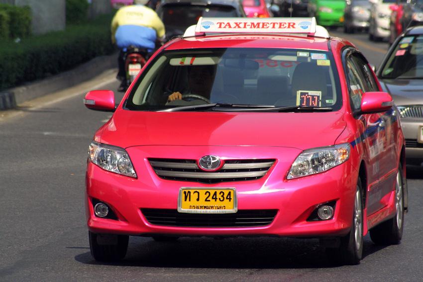 Cómo ir de Chiang Mai a Chiang Rai - Taxi