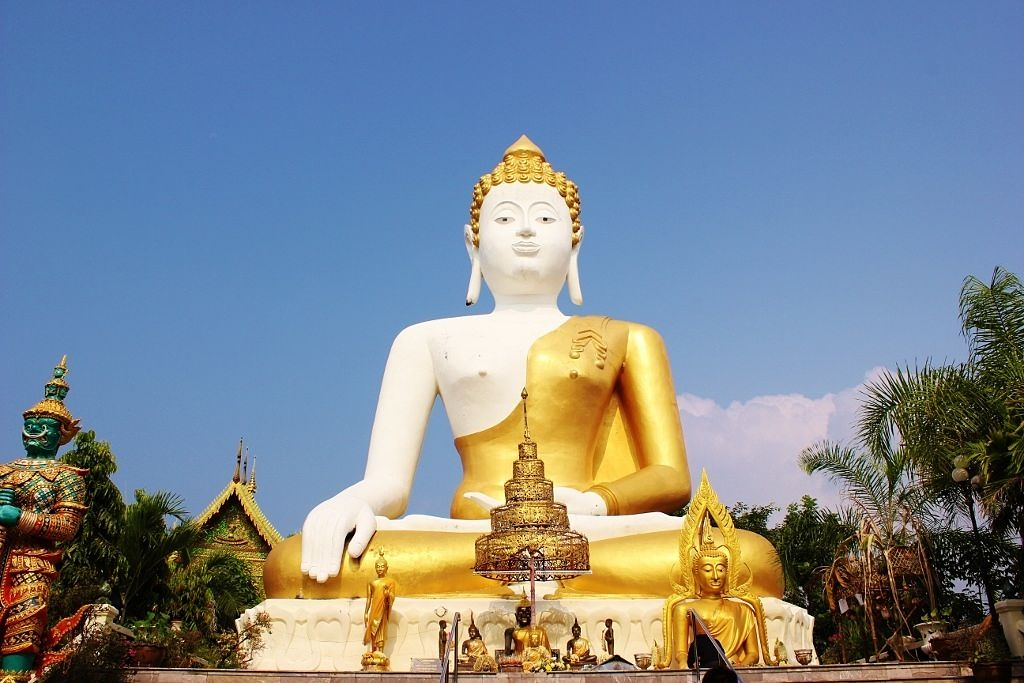Templo Phra That Doi Kham - Chiang Mai