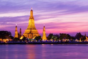 Templo del Amanecer - Bangkok