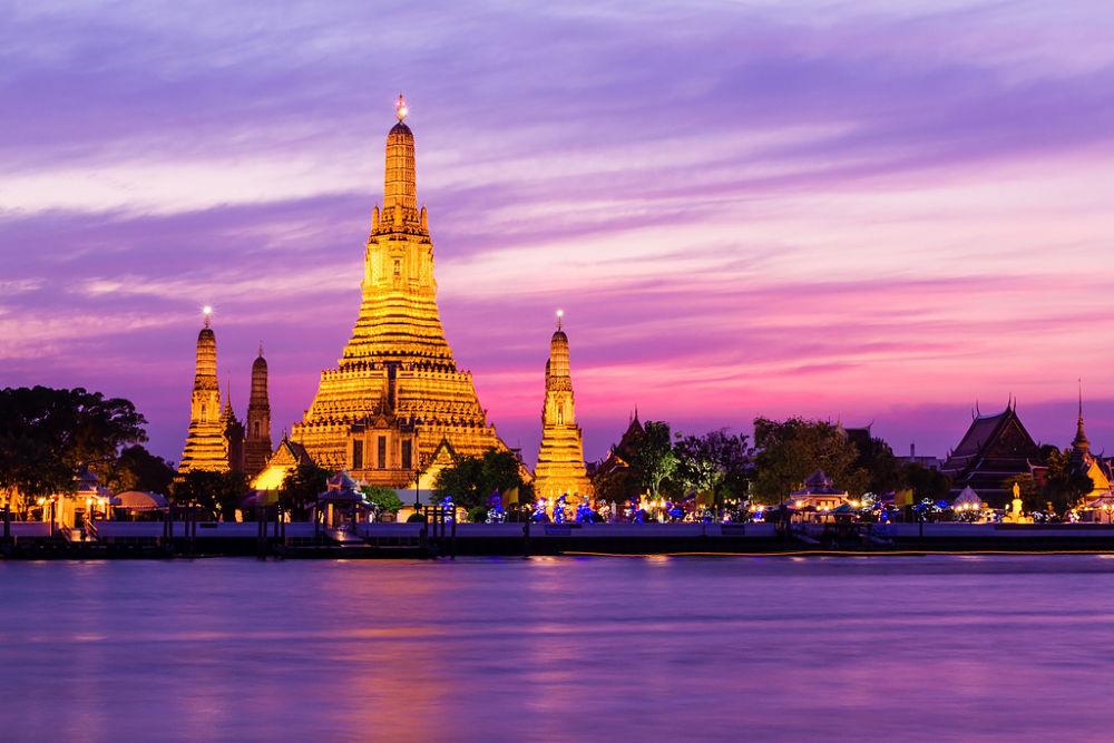 Wat Arun - El Templo del Amanecer