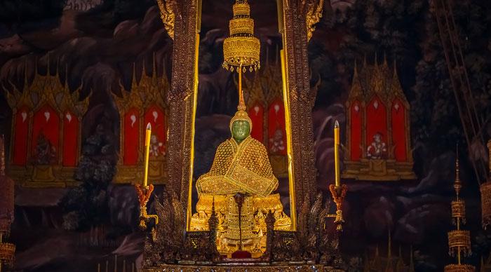 Templo del Buda Esmeralda - Bangkok